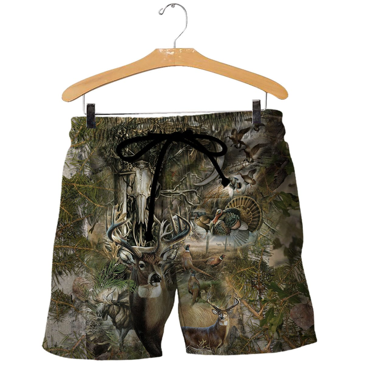Beautiful Hunting Camo 3D All Over Printed Shirts for Men and Women 11