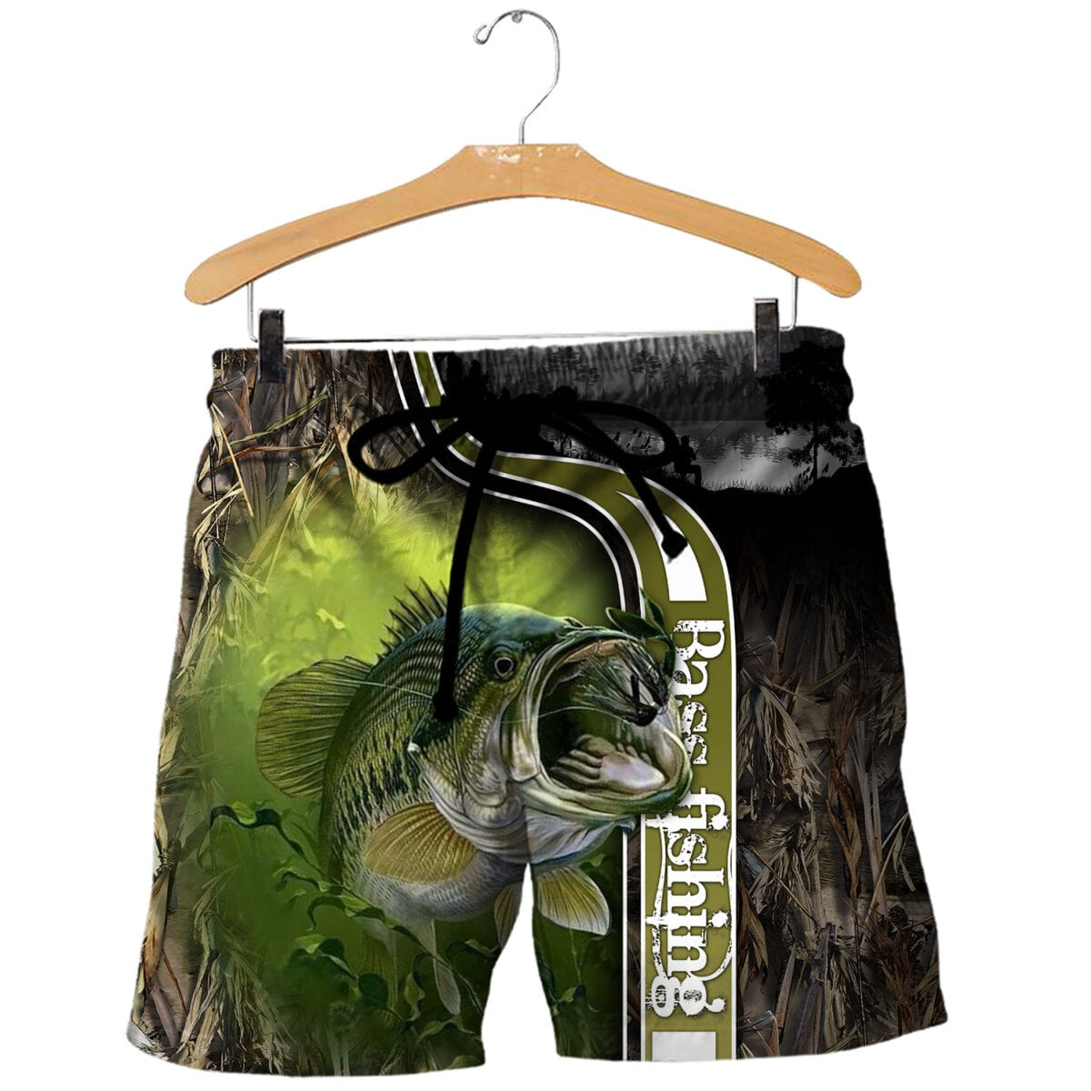 Bass Fishing 3D All Over Printed Shirts for Men and Women 11