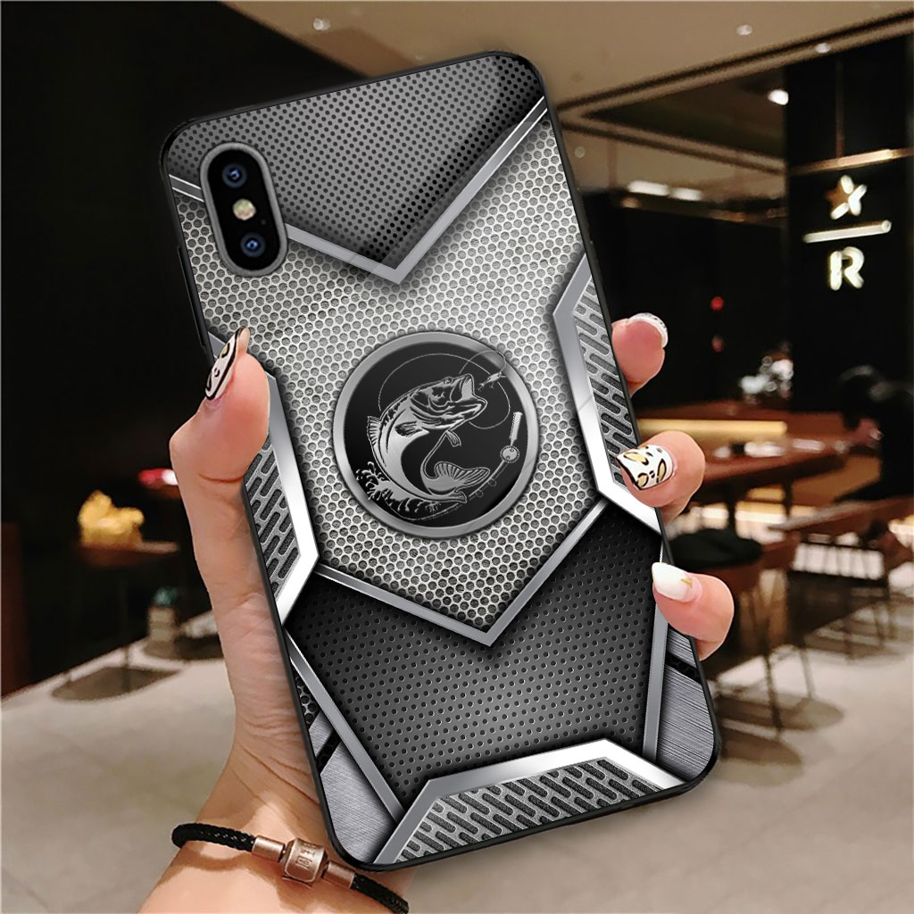 Tempered Glass Phone Case